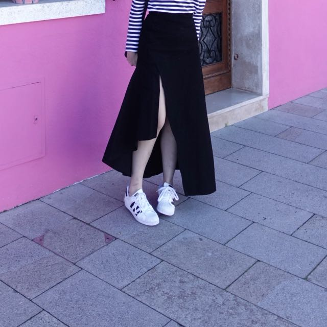 Flomors skirt black