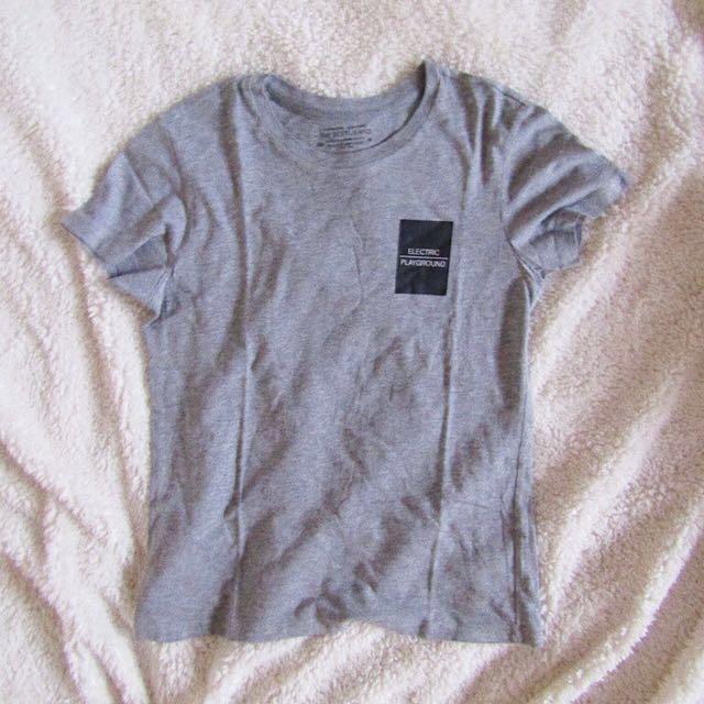 Grainy Gray Shirt