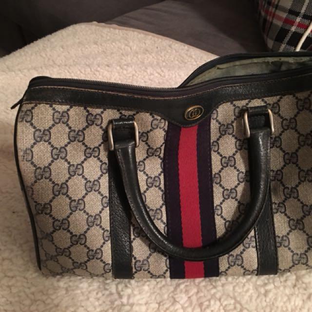 Gucci bag VINTAGE
