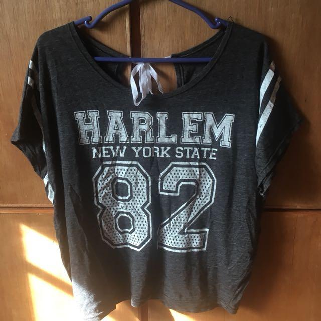 Harlem Jersey Shirt