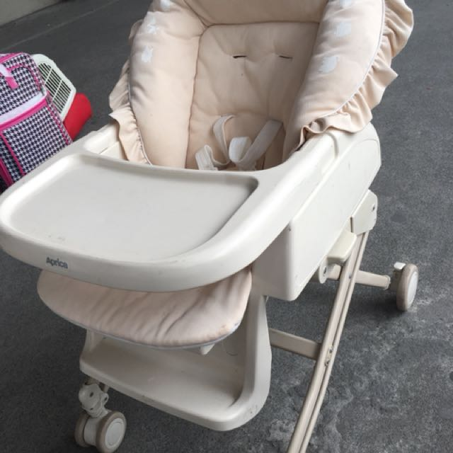 High Low Chair Aprica