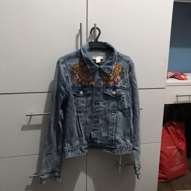 H&M Maong Jacket