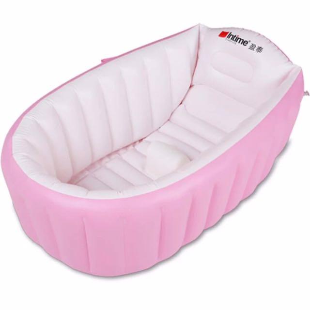 Inflatable tub