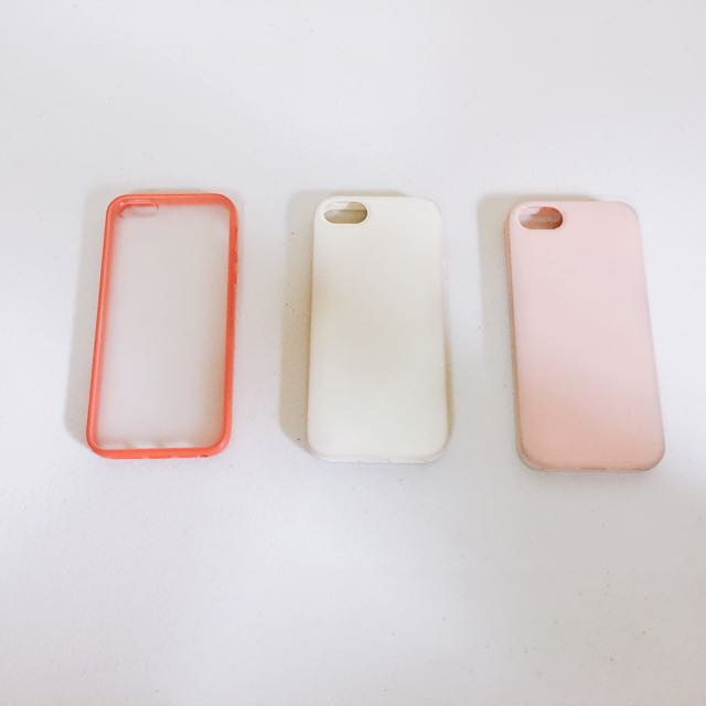 iPhone 5/5s Jelly Case