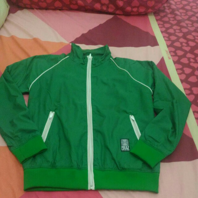 Jaket distro badger