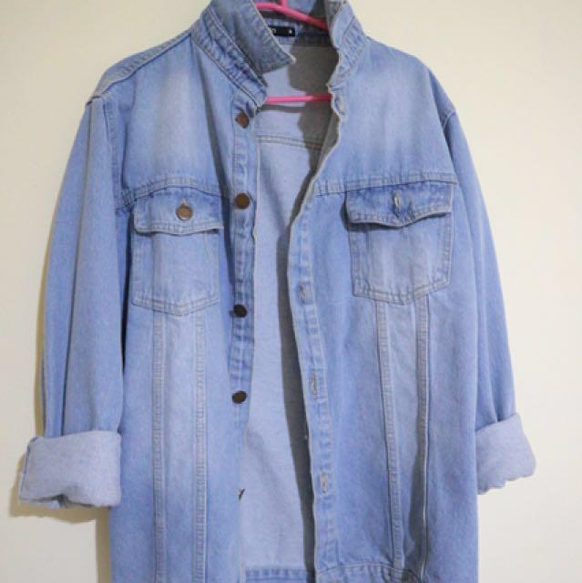 Jaket Jeans ADA size M