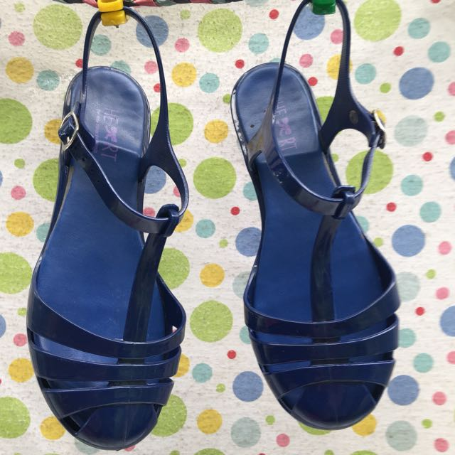 Jelly shoes tlsn