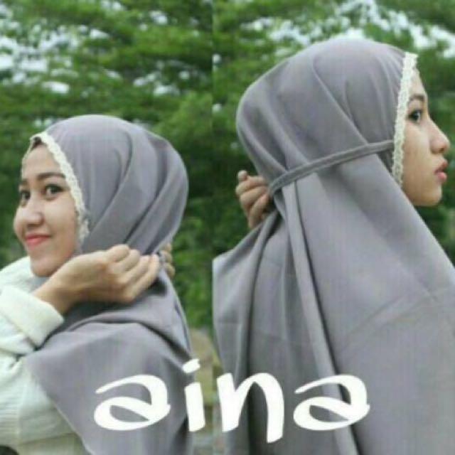Jilbab Aina