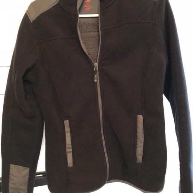 Joe Fresh fleece zip up