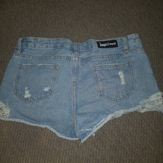 Junkfood shorts size medium