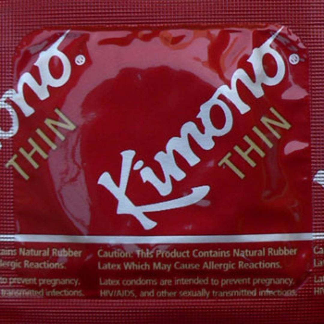 Kimono Thin Condoms Ultra Sensitive Made in Japan 20pcs