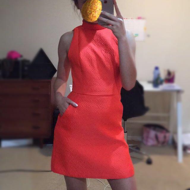 Kookai Half Neck Dress