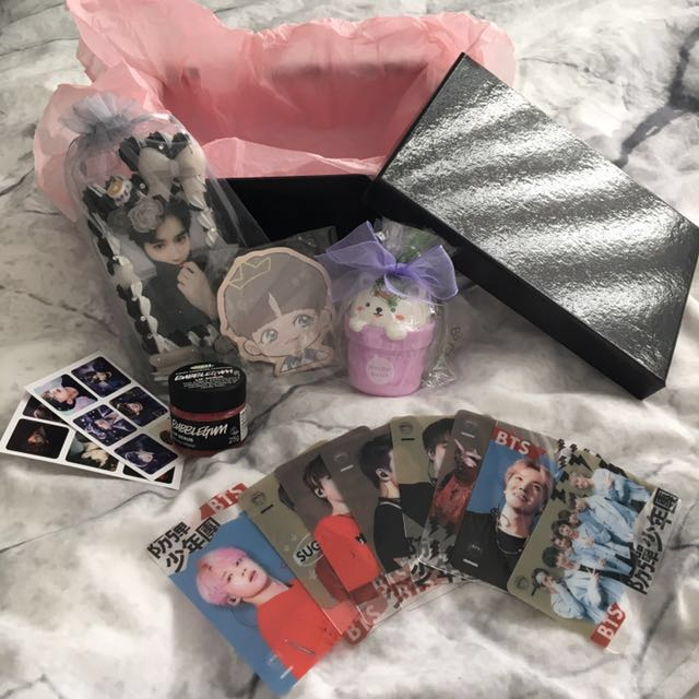 KPOP GIFT BOXES !!!