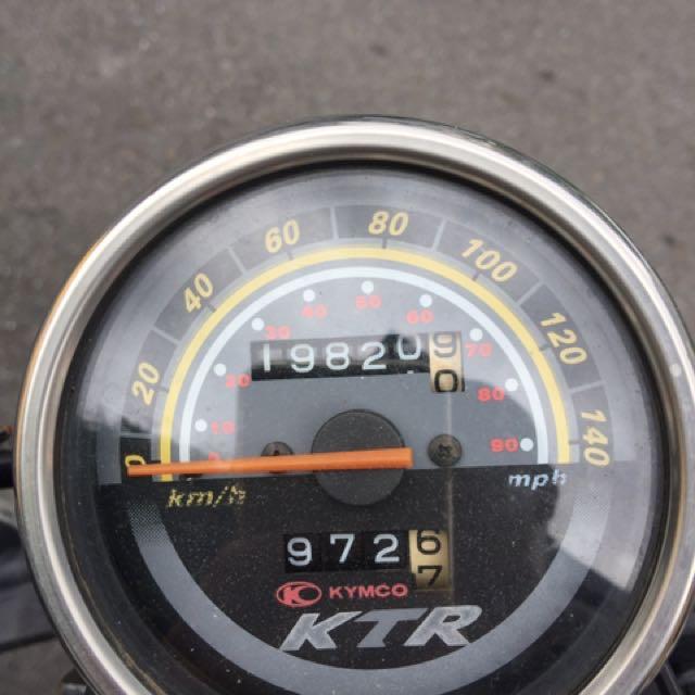 Ktr碼錶