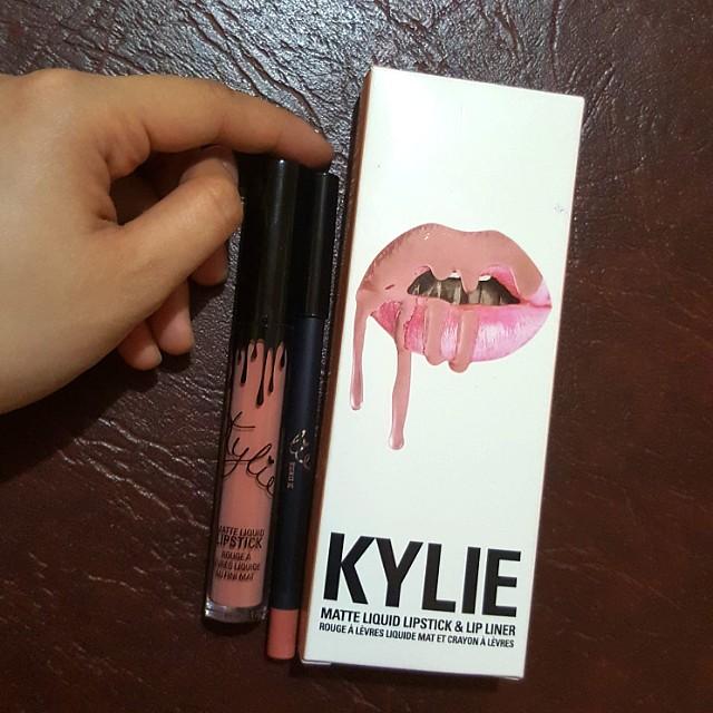 Kylie Lip Kit in Koko K