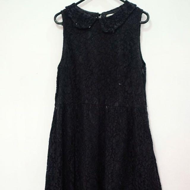 Lace mini dress BYSI