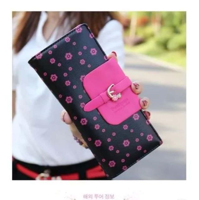 Ladies Fashion Wallet