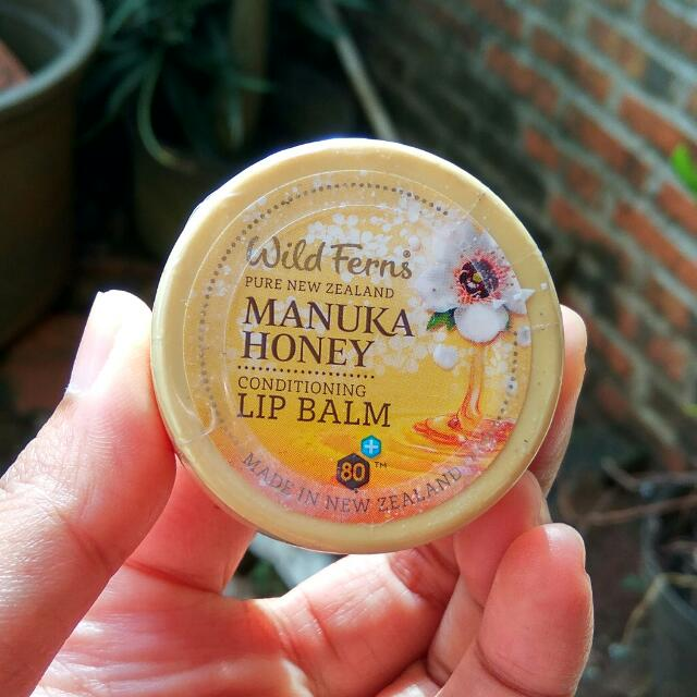 Lip balm manuka, hand carry from new zealand