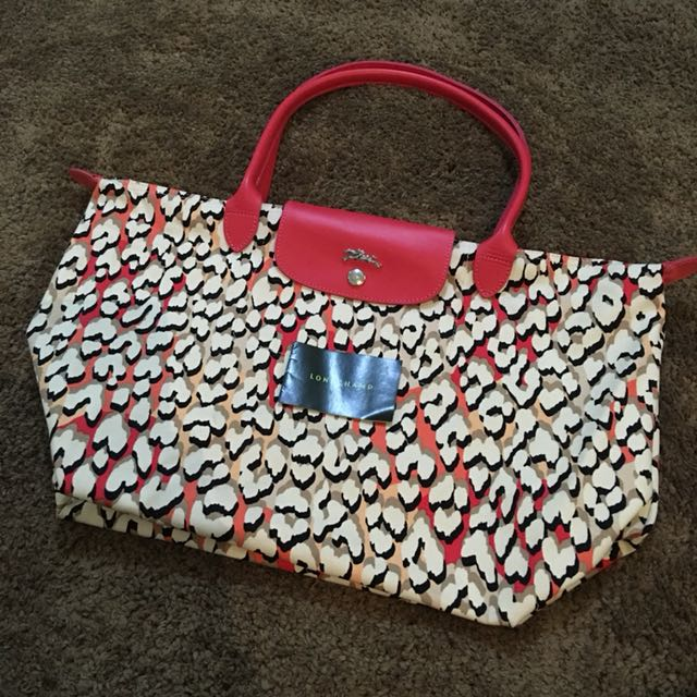 LONGCHAMP Printed Bag