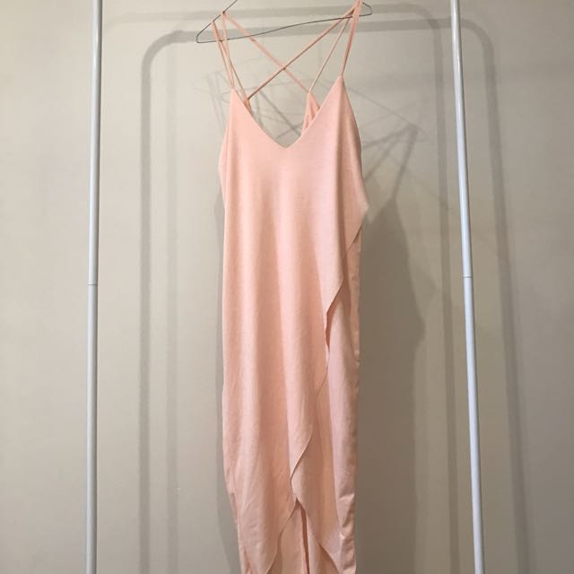 Lost muse pink day dress