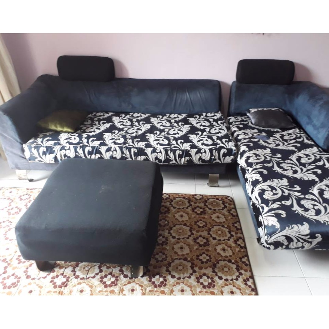 L Shaped Sofa Second Hand Home