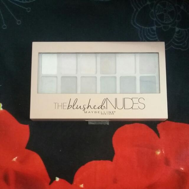 Maybelline Nude Eyeshadow