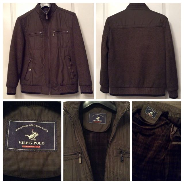 Men's V.H.P.G. Polo Jacket
