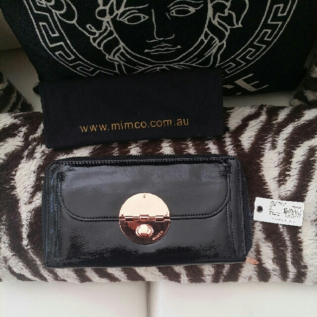 Mimco  Wallet Travel Purse New Paid $229