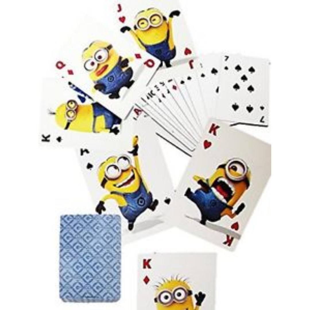 Minions / Dory Playing Cards