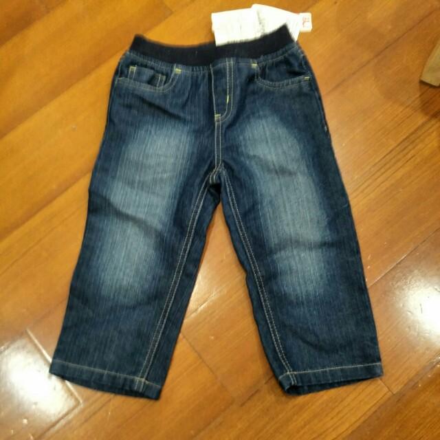 Mothercare  牛仔褲 18m版型偏大(24m)