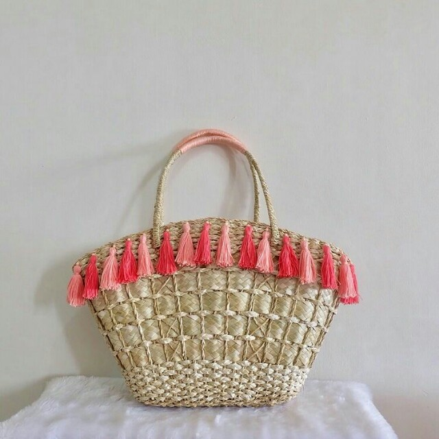 Native Straw Bags