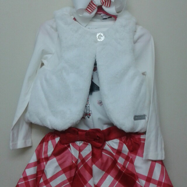 New 3 pcs. Calvin Klein holiday outfit