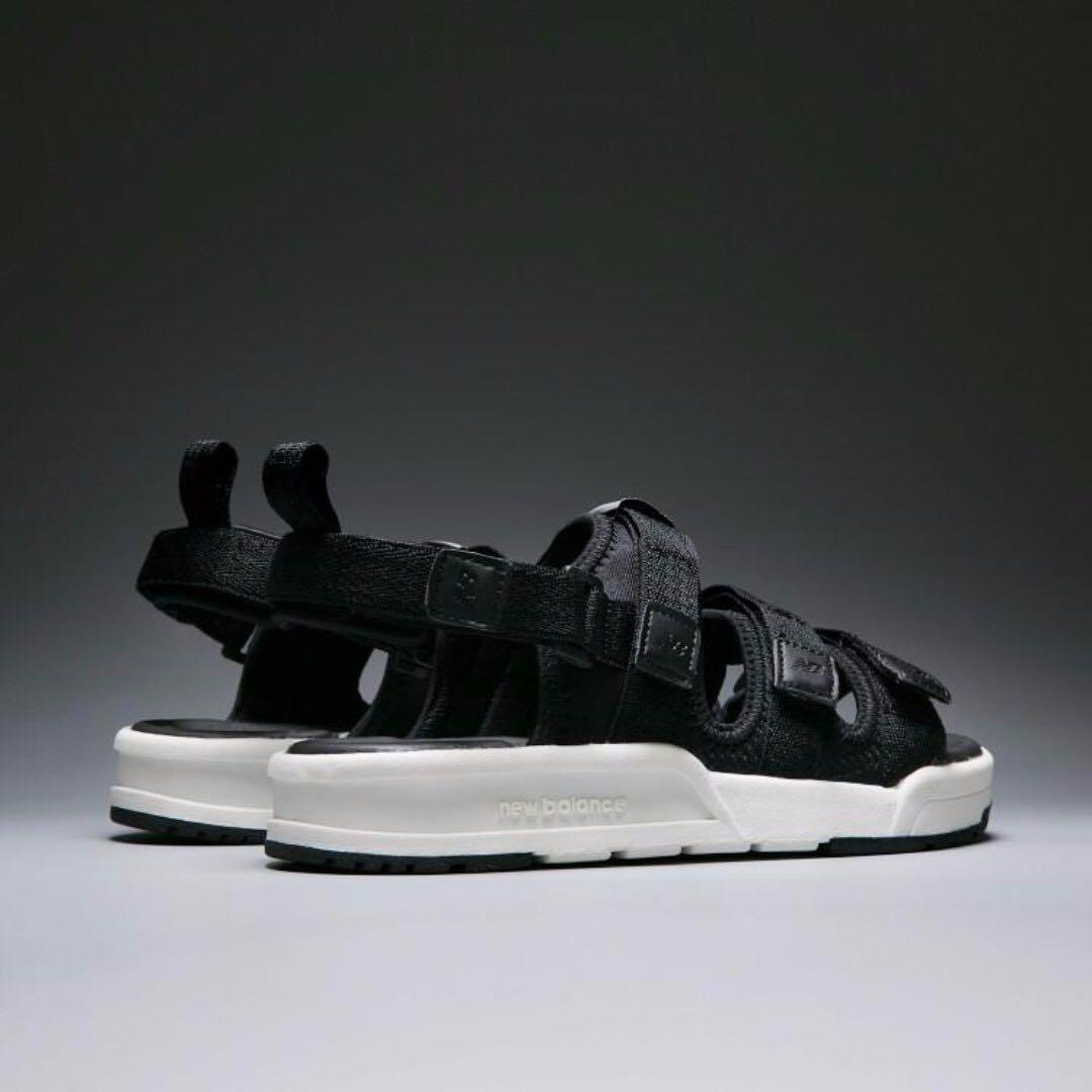0d785224da651 New Balance Caravan Multi Sandals Black Khaki