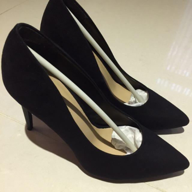 New Look黑色高跟鞋