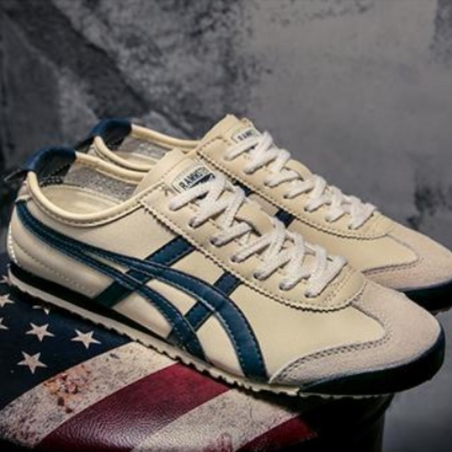 wholesale dealer e1bd7 f507d New ONITSUKA Tiger lookalike shoes men's casual shoes in ...