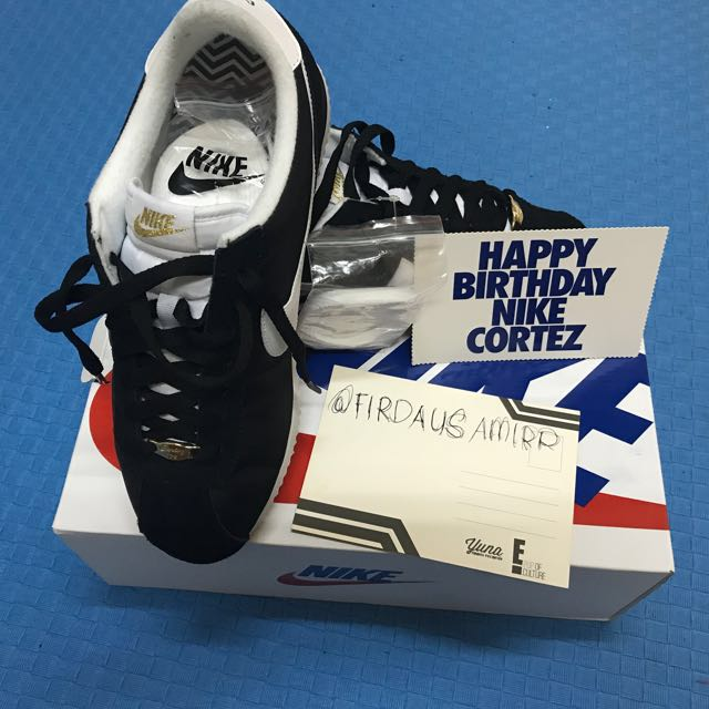 "best service dfe21 b91ea Nike Cortez ""Compton"" Limited Edition"