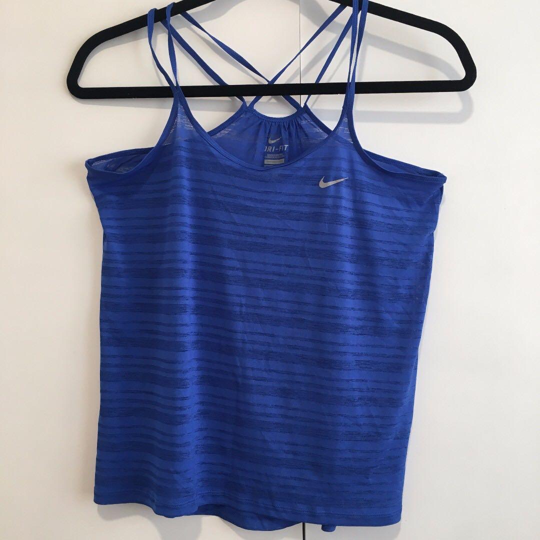 Nike Dri-fit Training Top Small