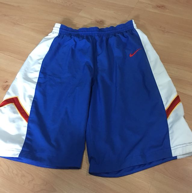 Nike Gilas Pilipinas Shorts (Medium)