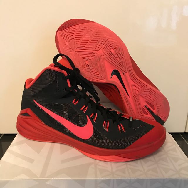 e9ed08bc4825 Nike Hyperdunk 2014 red black Us 12