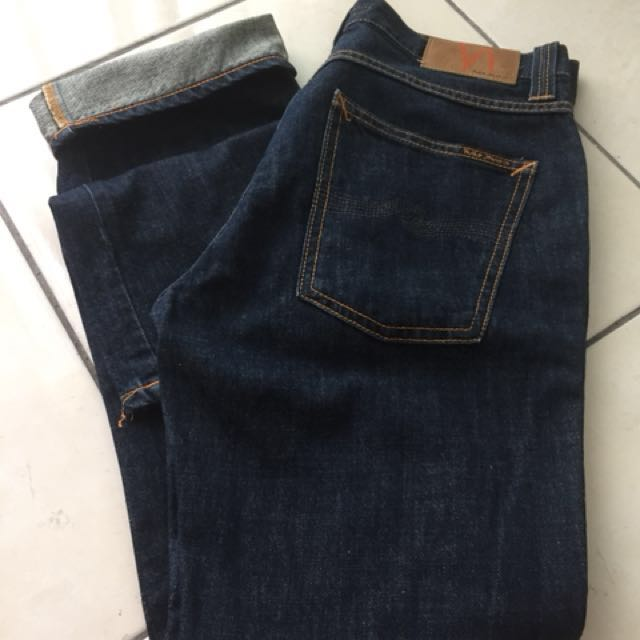 Nudie Slim Jim jeans