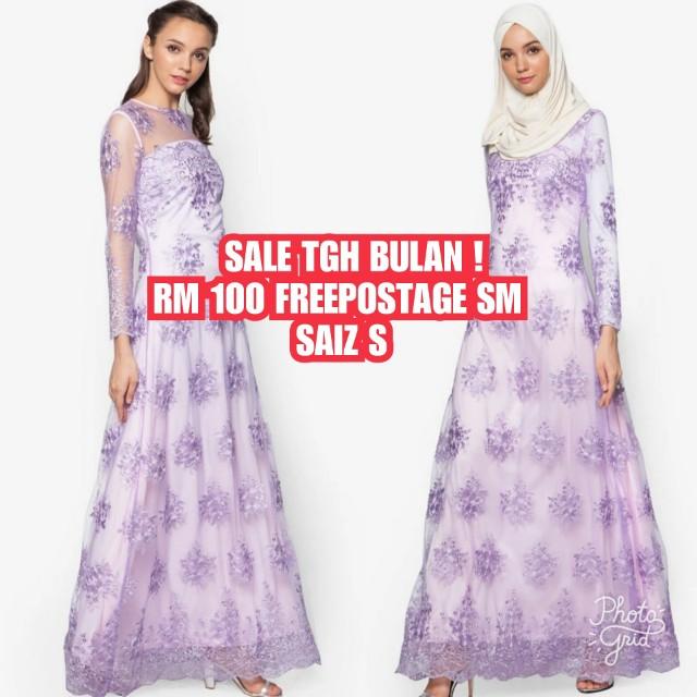 NWT ZALIA LACE DRESS