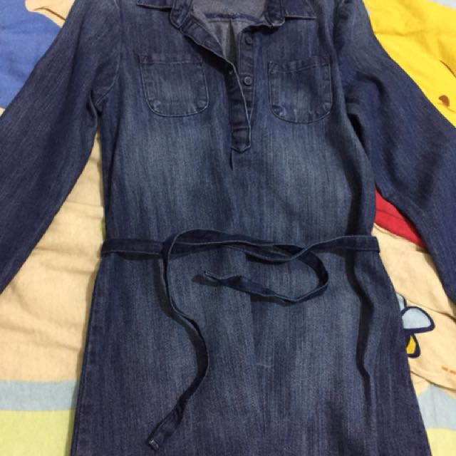 Old Navy Maong Dress