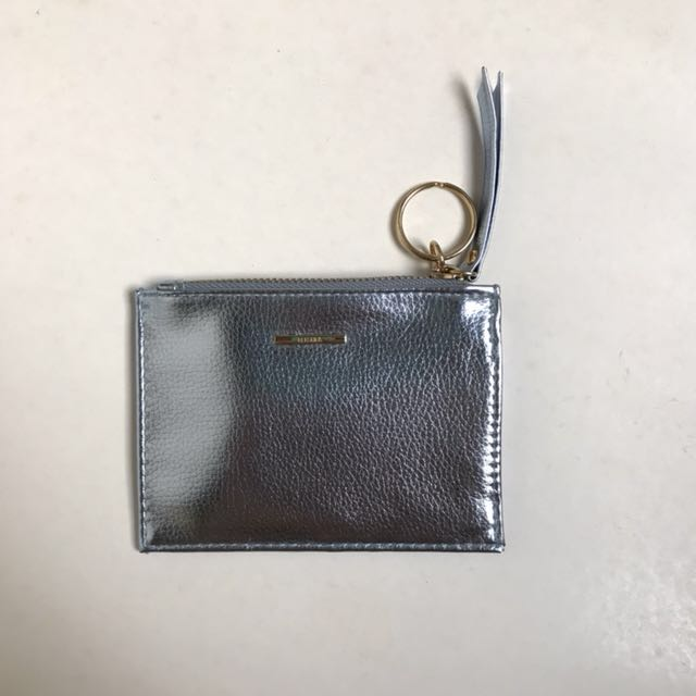 ORIGINAL BERSHKA MINI WALLET SKY BLUE
