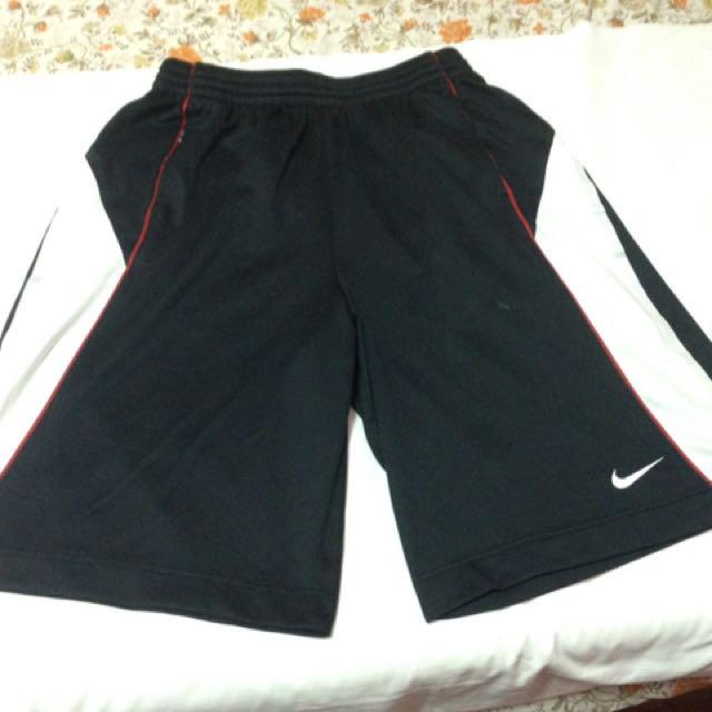 original nike bastkerball shorts