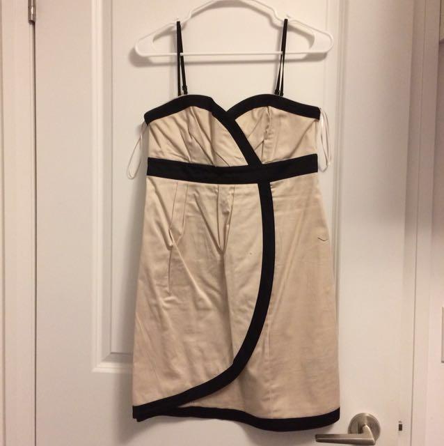 Pale pink H&M dress