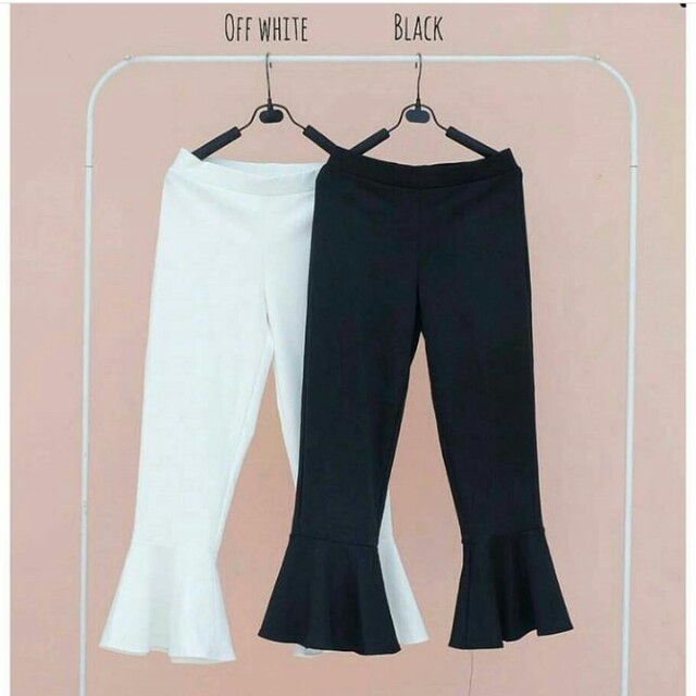 Pants bloomy