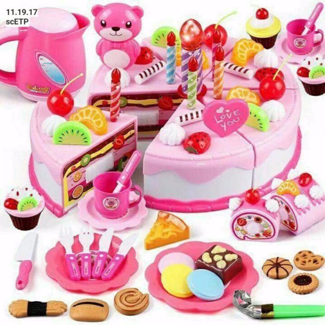Pastry Toy