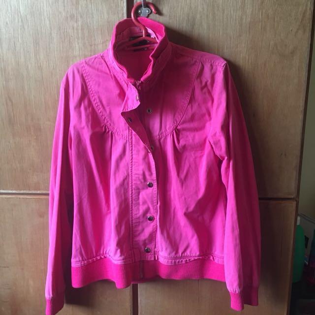 Pink Crissa Jacket