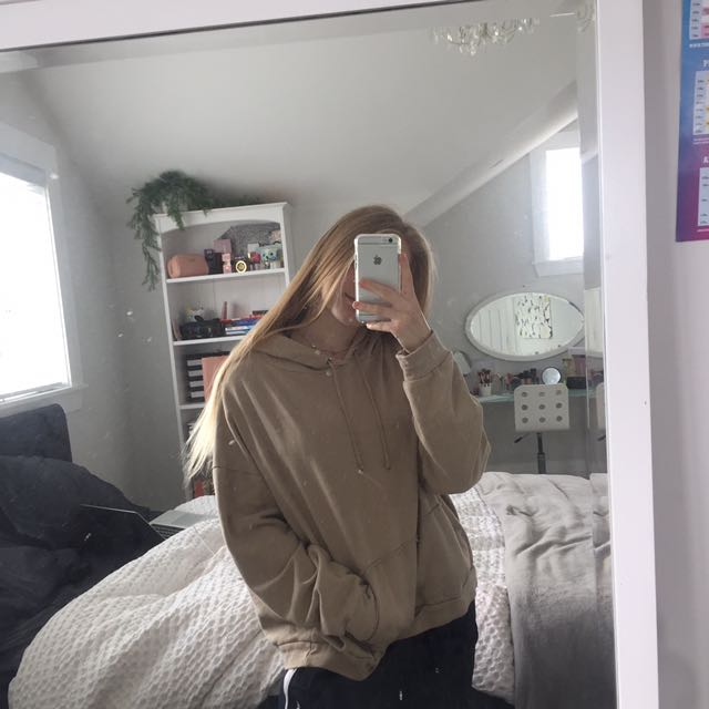 Pretty little thing taupe jumper