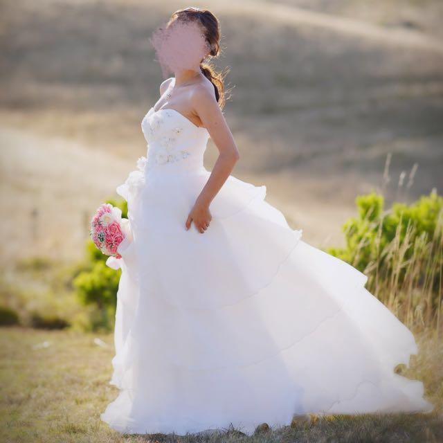 Princess Wedding dress Ball Gown